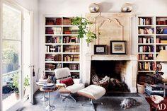 12 Reasons We Still Want an Eames Lounge Chair via @domainehome