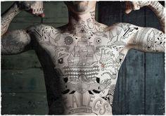 tatoos, sailor