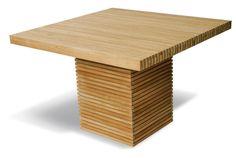 Tavoli Da Pranzo Quadrati : 12 fantastiche immagini in tavoli quadrati su pinterest sala da