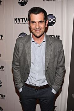 Image result for ty burrell wrap party