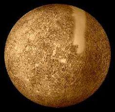 Pregúntale a un Astrónomo, Para Niños - Mercurio