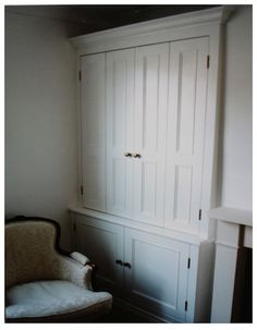 Beautiful Handcrafted Designer Furniture by Adam Heblik Study Office, Home Office, Alcove Cupboards, Radiator Cover, Bedroom Wardrobe, Armoire, Tall Cabinet Storage, Furniture Design, Victorian