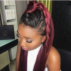 full lace hand made unit natural daily hair. #ombrehair #hair #braids #hairstyle #beautiful #tutorial #haircut #redhair #fashionblogger #soft #like #share #makeup #loves #wigcompany #naturalhair #daily Coco Black Hair provide the most natural looking hair and wigs Change yourself today!