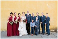 The Wedding Row: William Aiken Wedding, Tiger Lily weddings #tigerlilyweds Gayla Harvey Burgundy, Gray Wedding, Winter Wedding, Amaranthus, dahlias