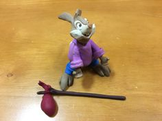 マイ @Behance プロジェクトを見る : 「FIMO work : Song of the South, Brer Rabbit」 https://www.behance.net/gallery/46704733/FIMO-work-Song-of-the-South-Brer-Rabbit