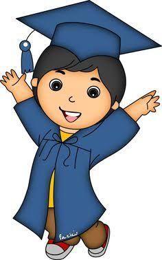 Resultado de imagem para imagenes de niños graduados preescolar