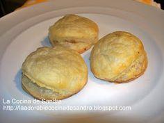 La Cocina de Sandra: Pastelillos de Carne en Masa de Hojaldre