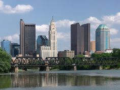 Columbus, Ohio--I will never, ever forget our girls only road trip to Columbus!!
