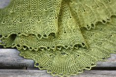 Ravelry: Buttonwillow Wrap pattern by Rosemary (Romi) Hill