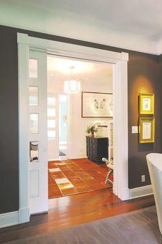 The Older Home: Pocket Doors Slide Into Modern Times