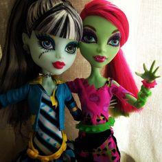 Monster High BFF