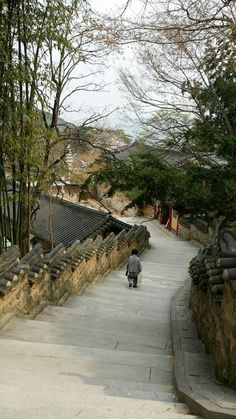 It was so peacefull....   Pusan, South Korea