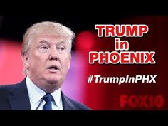 Video: Donald Trump: Immigration Speech at Phoenix, Arizona Rally, July 11, 2015   Shallow Nation