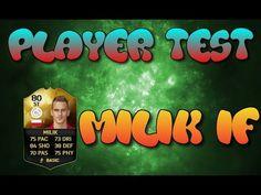 FIFA 16 PLAYER TEST #3 MILIK IF