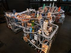 Metropolis II – The World's Coolest Miniature Car Circuit ~ LikePage