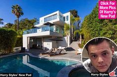 Harry Styles' Hot New Hollywood Home — See Inside The $6.8 MillionMansion