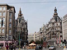 We Wish We Were in Antwerp Saturdays