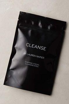 Cleanse By Lauren Napier Facial Wipes - anthropologie.com