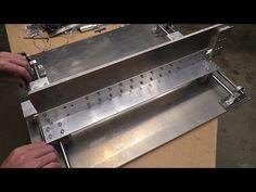 DIY mini CNC machine part 6 (base assembly continued) Machine Parts, Cnc Machine, Base, Mini, Youtube