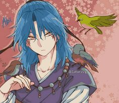 Abi, the Original Seiryuu By: @SakuraVat