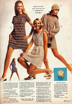 Seventies Fashion, 60s And 70s Fashion, Junior Fashion, Teen Fashion, Retro Fashion, Fashion Models, Vintage Fashion, Decades Fashion, Latex Fashion