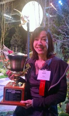 Founder's Cup for #APLDWA @NWFGS #NWFGS. Congrats Lisa Bauer!!