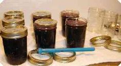 How to Make Grape Jelly - Easily! With Step-by-step Photos, Recipe, Directions, Ingredients and Costs