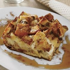 Cinnamon French Toast (Recipe called for cinnamon raisin bread-I'd do without raisin). From  The Country Door