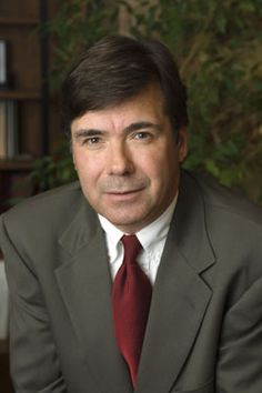 Joe Lucia - University librarian and director of Falvey Memorial Library