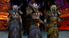 The San'layn and The Blood Queen - World of Warcraft Lore