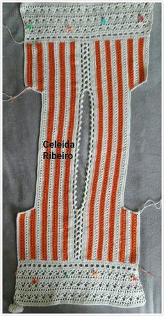 Fabulous Crochet a Little Black Crochet Dress Ideas. Georgeous Crochet a Little Black Crochet Dress Ideas. Crochet Headband Pattern, Crochet Poncho Patterns, Crochet Shirt, Knitting Patterns, Knit Crochet, Mode Crochet, Black Crochet Dress, Crochet Woman, Crochet Fashion