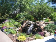 Award winning gardens at Solglimt in Duluth, Minnesota