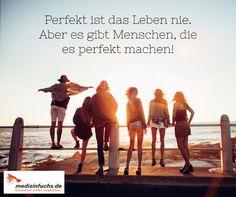 Damit wünschen wir Euch einen angenehmen Start in die erste Woche des neuen Jahres!   #Montag #Freundschaft #perfekt #Gesundheit #medizinfuchs #Preisvergleich
