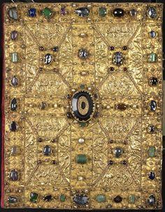 Evangelio de la Catedral de Bamberg (Evangelio de Reichenau) — Visor — Biblioteca Digital Mundial
