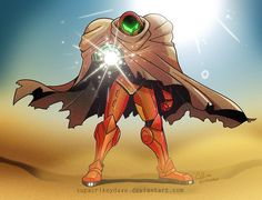 Samus Aran, our one true hope Based on the awesome depiction in the Metroid manga. Everyone needs more bad-ass Samus in their life! Metroid Samus, Metroid Prime, Samus Aran, Nintendo Characters, Video Game Characters, Video Game Art, Video Games, Zero Suit Samus, Super Metroid