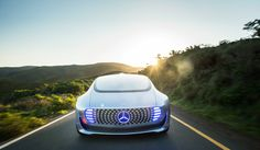 "The Mercedes-Benz ""Intelligent Drive"" philosophy. +http://brml.co/1I4XwVq"