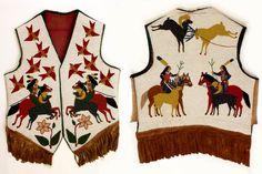 Plateau mans vest. YVM collection.