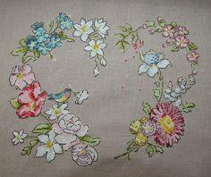 """Hélène Le Berre """" Bientôt les fleurs..."""""""