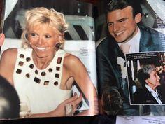 Paris Match full of great pics of new prez. Emmanuel Macron w wife Brigitte on wedding day 2007. She's 54, he's 29.