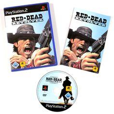 Red Dead Revolver für Playstation 2 in OVP!