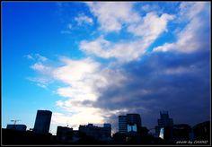 #空でつながる #photo_by_Canno