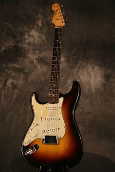 1960 Left Handed Strat