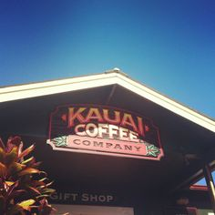 Kauai coffee company--unlimited samples of every type of coffee imaginable. Take a self-guided tour or a guided tour, if you have time. Kauai Coffee, Buy Coffee Beans, Coffee Club, Kauai Hawaii, Coffee Type, Coffee Company, Vacation Pictures, Coffee Recipes, Home Brewing
