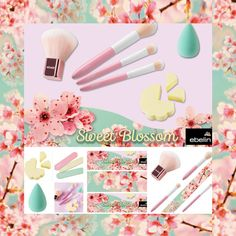Freshworld-testen und gewinnen: ebelin Limited Edition: Sweet Blossom #ebelinlimitededition