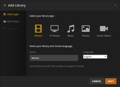 How To: Set Up And Use A #Plex Server - Set up a streaming solution for your old movies #HTPC #netflix