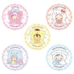 News and offers from our kawaii sponsors with discounts on Sanrio Boys, Disney and Sailor Moon + new Mr Flippii penguin squishies, avocado t-shirts, Hello Kitty & more! Sanrio Danshi, Hamtaro, New Animal Crossing, Kawaii Accessories, Hello Kitty Wallpaper, Boys Wallpaper, Sanrio Characters, Sanrio Hello Kitty, Little Twin Stars