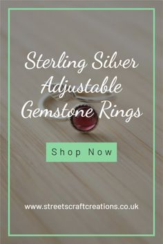 Gemstones galore! Gorgeous gemstones set in stunning sterling silver. Perfect for gift giving! #sterlingsilverjewellery #gemstonejewellery #gifts Sterling Silver Jewelry, Gemstone Jewelry, Handmade Jewelry, Unique Jewelry, Jewelry Making, Gift Ideas, Jewellery, Gemstones, Gifts
