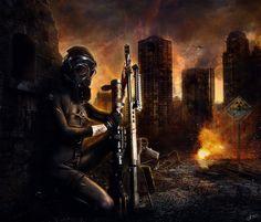 Post - Apocalyptic World