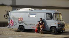 Toffe Camper - Verhuur van stoere Mercedes Campers