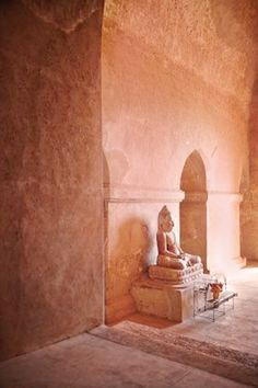 Bagan Temple Ruins, Burma